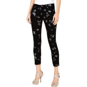 NEW! MICHAEL KORS IZZY CROPPED SKINNY JEANS!